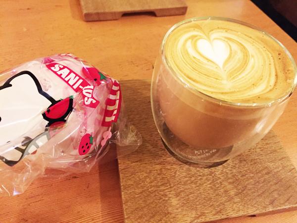 天神 美味しい カフェ